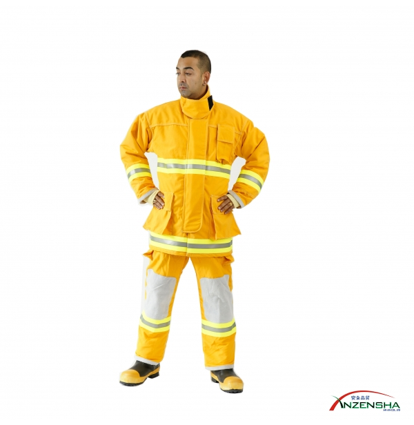 Teijin - Fire fighting Clothing