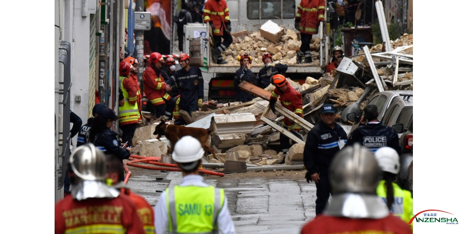Death Toll in Marseille Building Collapse Rises to 6